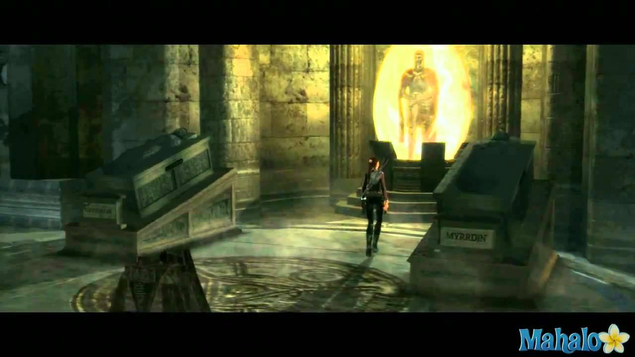 Tomb Raider Legend Hd Walkthrough England King Arthur S Tomb Pt 6 Youtube