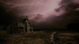 1 hora de som de tempestade severa