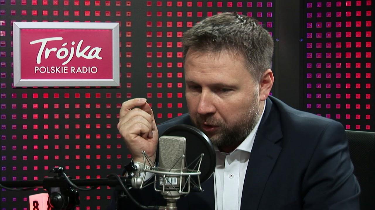 Kierwiński o proteście rezydentów: ci ludzie w dramatyczny sposób walczą o to, by godnie leczyć
