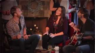 Lady Antebellum - Behind the Scenes - A Holly Jolly Christmas Music Video