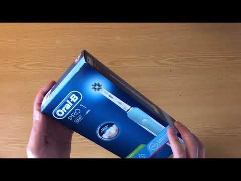 Електрична зубна щітка ORAL-B BRAUN Professional Care 500 / D16 (4210201215776)