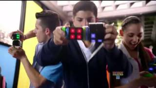 TV Commercial - Hasbro - Bop It Tetris - Twist Slam Score - Have A Bop It Party With Your Friends!