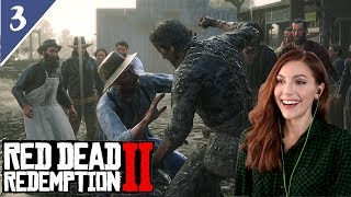 We're Back! - Ch 2 | Red Dead Redemption 2 Pt. 3 | Marz Plays