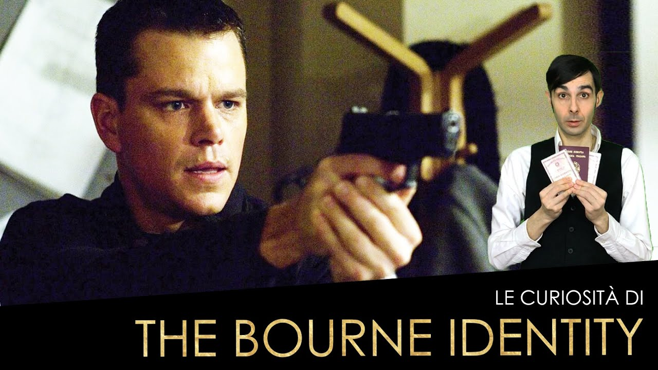 I Segreti Del Film The Bourne Identity Youtube