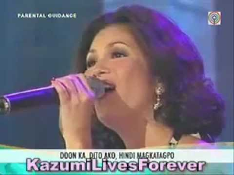 SHARON CUNETA Medley - Regine Velasquez & Sharon Cuneta in Sharon