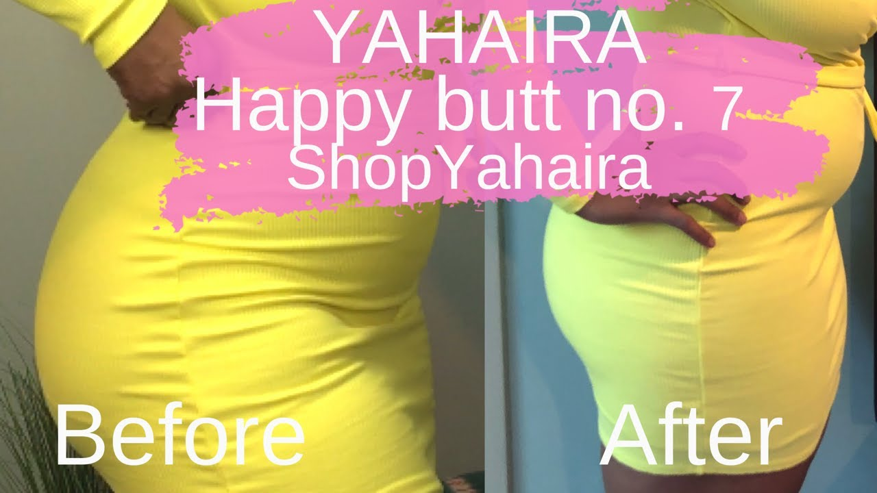 YAHAIRA | HAPPY BUTT NO  7 | SHOP YAHAIRA | REVIEW