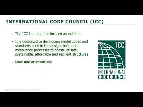 BCD430 – 2018 IBC Essentials For Wood Construction