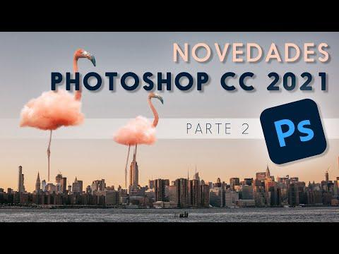 ✅ Novedades Photoshop CC 2021: Otras mejoras 👍