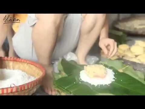Gói Bánh Chưng Nhanh   Hướng dẫn nấu ăn