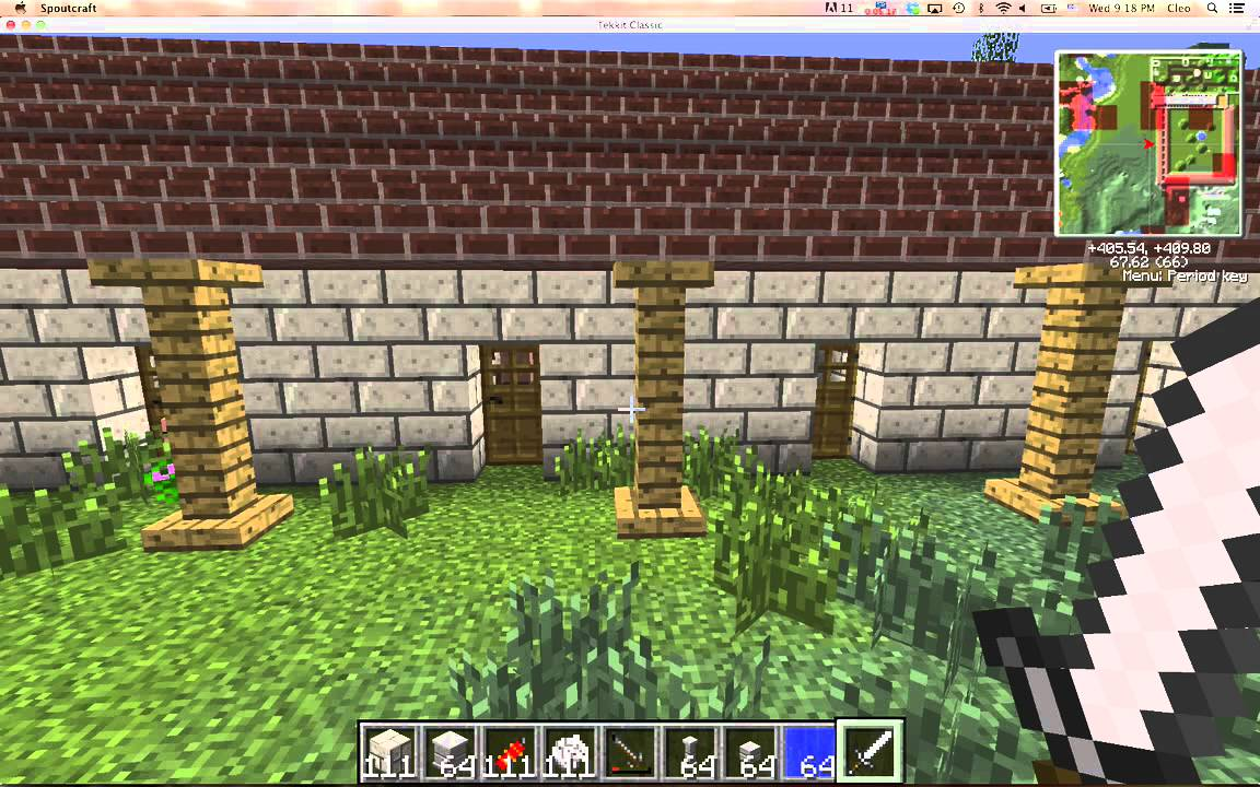 Minecraft Mission San Francisco de Assisi YouTube