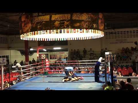 Yok Sumalee vs Javi Singpatong Muay Thai: Patong Boxing Stadium, 12th August 2017