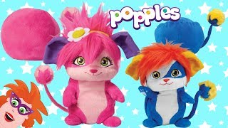Popples pluche unboxing & review NETFLIX serie