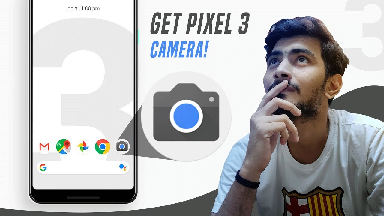 Get Google Pixel 3 Camera for Other Android Phones (NO ROOT) 📸