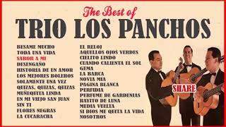 TRIO LOS PANCHOS - The Best of TRIO LOS PANCHOS