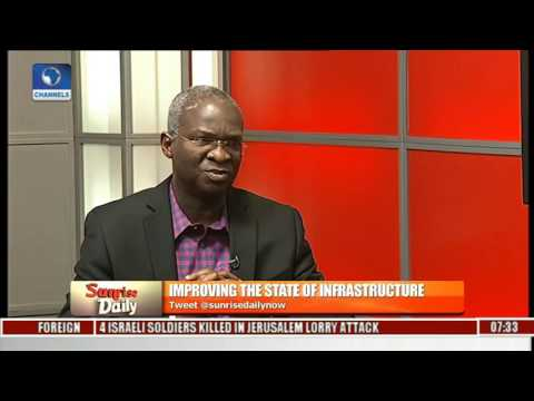 Road Projects Are Ongoing In All States In Nigeria - Babatunde Fashola