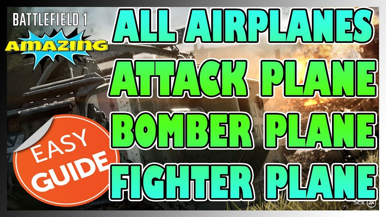 how to use bf1 bomber