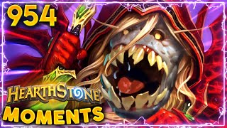 The AMAZING TURN TWO Ultimate Infestation | Hearthstone Daily Moments Ep.954