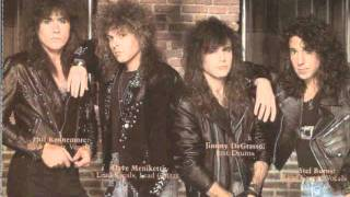 Y&T - straight thru the heart - STUDIO VERSION)