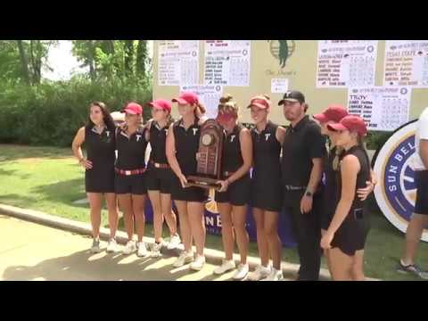 2017 Sun Belt Conference Women's Golf Championship: Round 3 Recap