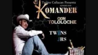 EL KOMANDER CON TOLOLOCHE MIX (junio) 20...