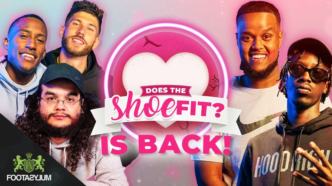 Download DOES THE SHOE FIT IS BACK!!! SEASON 5 TRAILER FT CHUNKZ, FILLY, ALHAN, UNKOWN T AND JACK FOWLER