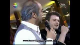 A Report About Kıvanç Tatlıtuğ & Yılmaz Erdoğan's Duet on Beyaz Show - March 17, 2013