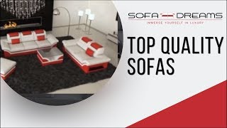 Top Quality Sectional Leather Sofas   Sofadreams com