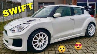 Top 10: BEST Modified NEW Maruti Suzuki Swift ! ! !