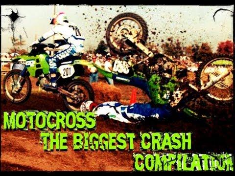 MOTOCROSS The Biggest Crash Compilation