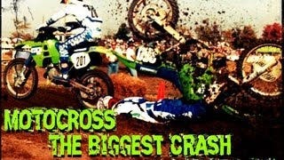 MOTOCROSS The biggest crash compilation