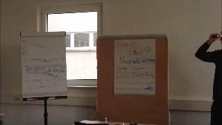 Vortrag zu Beschwerden von Studenten
