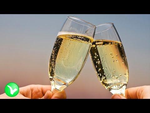 Какой вред может принести шампанское? Шампанское — польза и вред для здоровья.