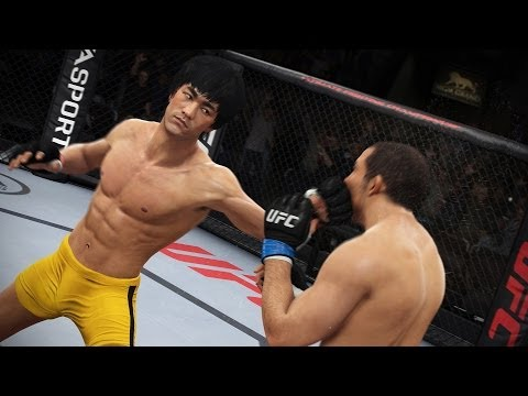 Thumbnail: UFC - Watch Bruce Lee Kick The Crap Out of Rory Macdonald