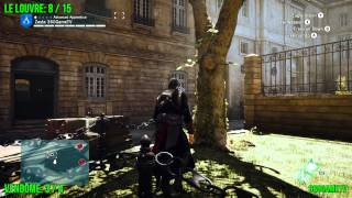 Assassins Creed Unity - All Cockade Locations - Le Louvre District - Tricolore Guide - Part 2