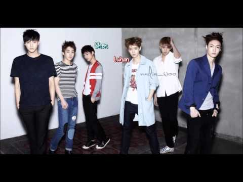EXO-M - What Is Love [ Sub Español /PinYin/Chinese] (Color Coded)
