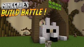 OHHH LA BELLE NICHE ! | BUILD BATTLE ( Avec Popigames ) | Minecraft