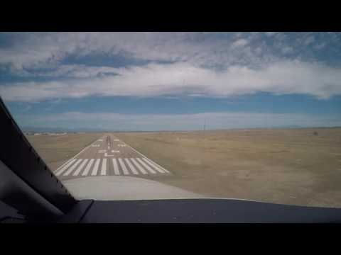 2016 08 11 N4421R Piper Malibu flight from Centennial CO to Pueblo CO