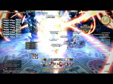 Final Fantasy XIV A Realm Reborn- alexander a4s post sormblood run