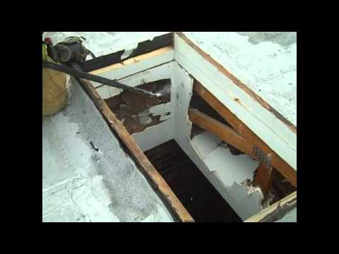 Roof Operations Opening Skylight Amp Scuttle Returns Youtube