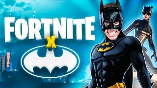 FORTNITE x BATMAN - TheGrefg