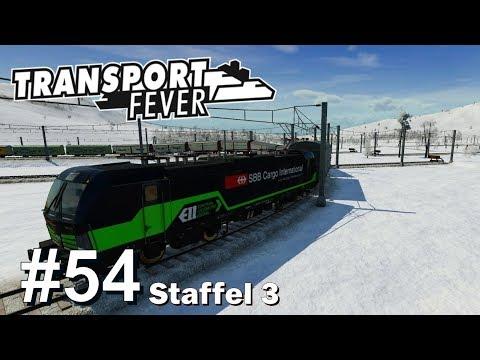 TRANSPORT FEVER S3/#54: Erste Waren für Frankfurt [Let's Play][Gameplay][German][Deutsch]