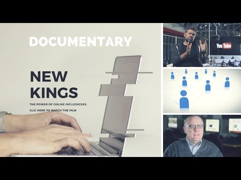 Documentary - New Kings: The Power of Online Influencers  (Influencer Marketing)