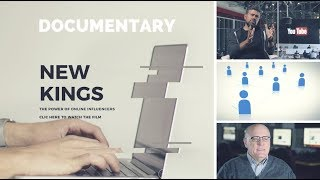 Video Documentary - New Kings: The Power of Online Influencers  (Influencer Marketing) download MP3, 3GP, MP4, WEBM, AVI, FLV Januari 2018