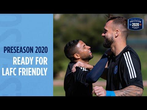 Ready for LAFC   PRESEASON 2020