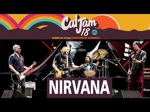 Marc 'The Cope' Coppola - Nirvana Reunion? With Foo Fighters At Cal Jam 2018