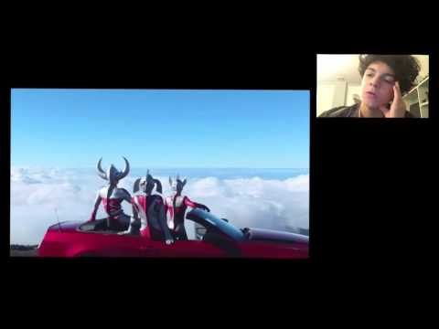 Ultraman Hawaii tourism reaction