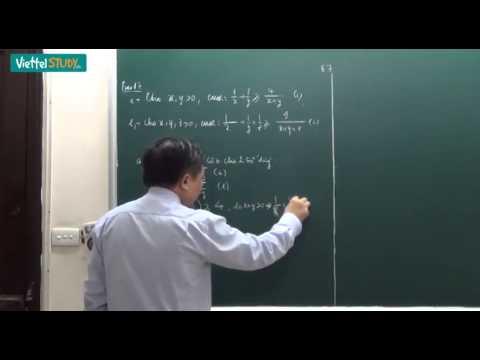 Ôn thi tuyển lớp 10 toán bất đẳng thức - cực trị Bài 06 sử dụng Bất đẳng thức Cô si Tiết 2