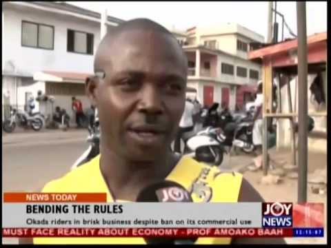 Joy News Today (11-07-14)