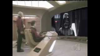 Darth Vader vs. Captain Picard