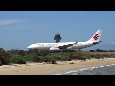 5x Asian Airlines Takeoff - Air China, MAS, SIA, Cathay Pacific, Vietnam Airlines I Sydney Airport